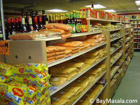 Bay Area Indian Grocery Stores © BayMasala.com