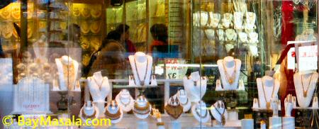 Bay Area Indian Jewelry  © BayMasala.com